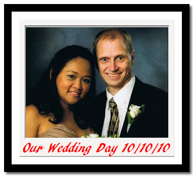 Rowena & Ulf - Wedding Day - 10/10/10