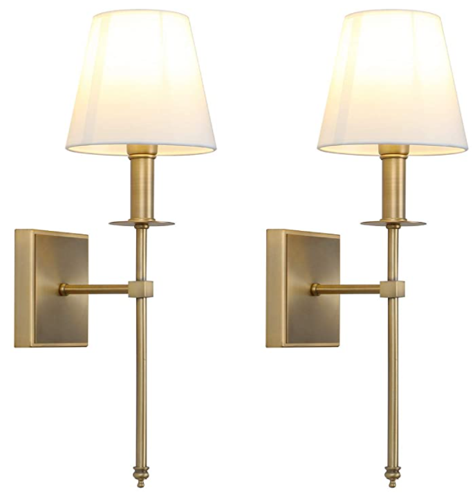 The Best Budget Sconces From Amazon
