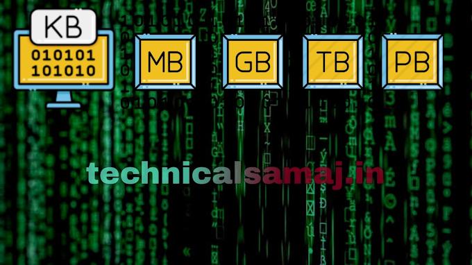 kb mb gb tb full form in hindi