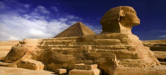 Le Sphinx Des Sables