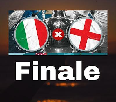 Regarder la finale de la coupe Europe entre Italie et l'Angleterre en direct sur les chaines suivantes