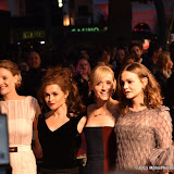 OIC - ENTSIMAGES.COM - Romola Garai, Helena Bonham-Carter, Anne-Marie Duff and Carey Mulligan at the  59th BFI London Film Festival: Suffragette - opening gala London 7th October 2015 Photo Mobis Photos/OIC 0203 174 1069