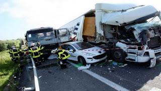 Accidents de la circulation : le général-major Hamel souligne l'impératif de poursuivre l'action préventive