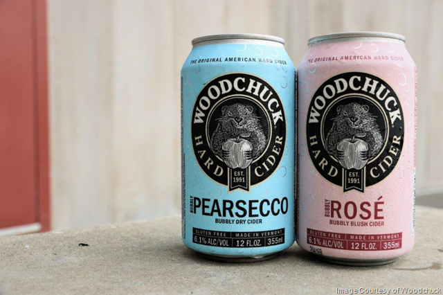 Woodchuck® Hard Cider REVEALS Two New Bubbly Styles