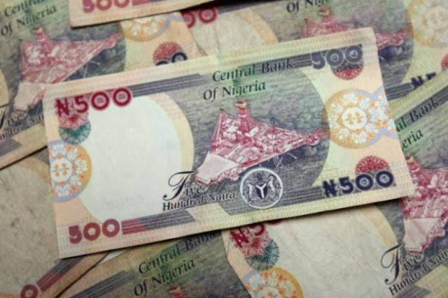 Naira Sustains Gain As Dollar Crashes At Parallel Market -  10/08/2017