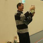 Afscheid trainer 2004