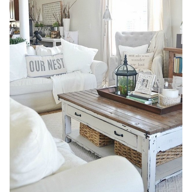 Casa di tendenza - Baule come tavolino ...