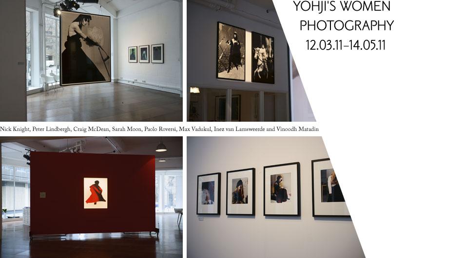 Art Comes First: Something For The Weekend: 3 Yohji Yamamoto ...