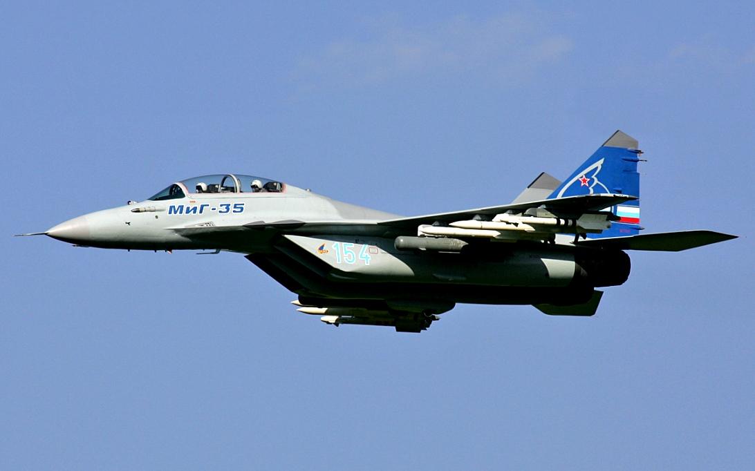 Mikoyan MiG-35 Fulcrum-F (Foto 2). PROKIMAL ONLINE Kotabumi Lampung Utara