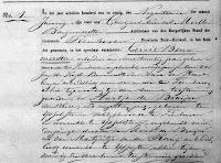 Kogel Bouwmeester, Gerrit de en Bruijn, Aartje de Huw. 19-01-1861 Tienhoven a.jpg