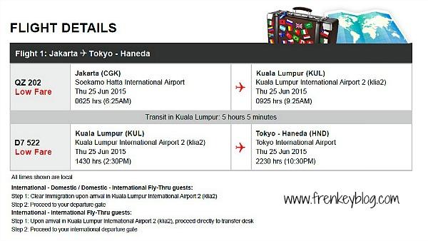 Tiket Pesawat Jakarta ke Haneda Tokyo
