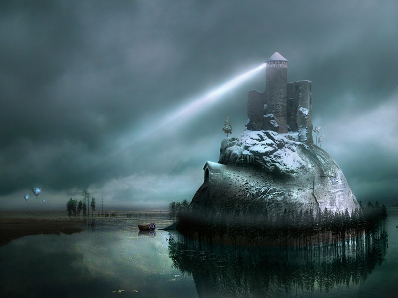 Beacon Of Dark Wasteland, Magical Landscapes 1