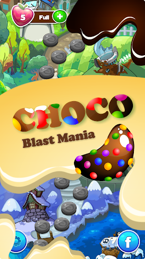 Chocolate Candy Crush Mania Match 3 Game  screenshots 1