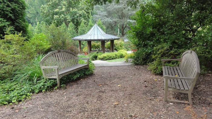 goGardenNow: Behind A Garden Wall: Brookside Gardens, Wheaton, Maryland