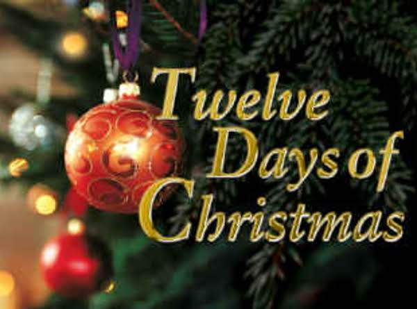 The Twelve Days Of Christmas Recipe