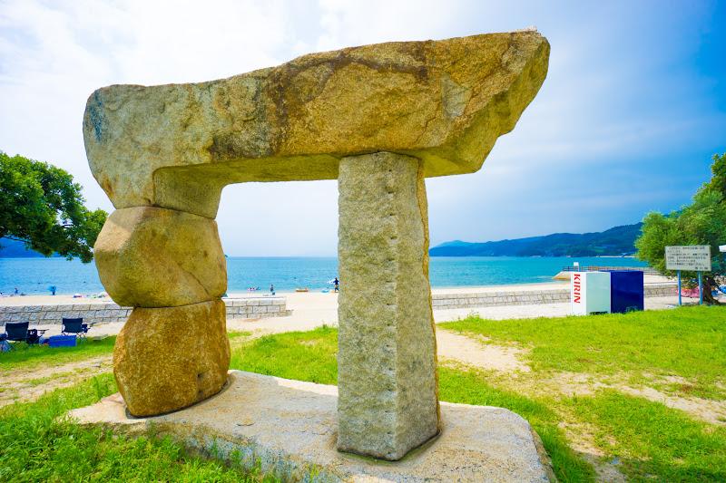 Shodoshima Olive Park, Olive beach 1