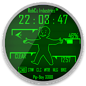 Pip-Boy Watchface  [+ Bonus]