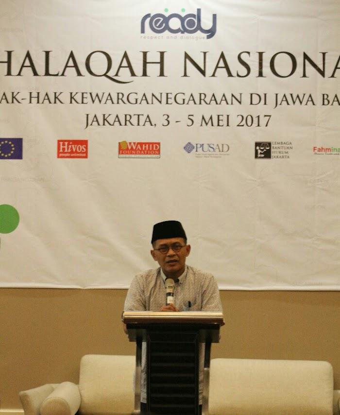 Toleransi Warga Jawa Barat akan Diuji Dalam Pilkada Sebentar Lagi