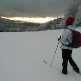 Skilanglauf: Grenzkamm