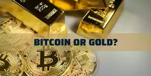 Bitcoin vs gold: Is Bitcoin really a safe haven asset aka digital gold?