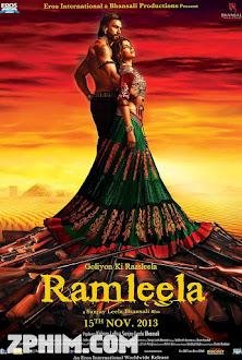 Cuộc Chiến Tình Yêu - Goliyon Ki Rasleela Ram-Leela (2013) Poster