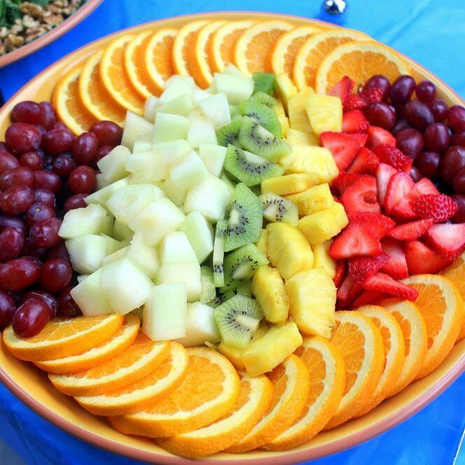 más y más manualidades: Deliciosas ideas para servir frutas en ...