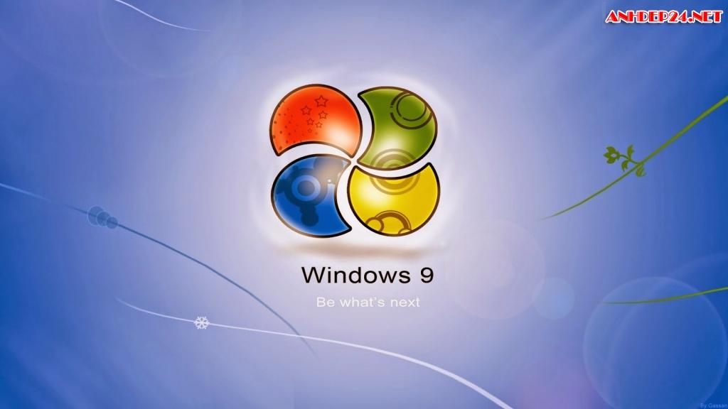 Wallpaper Windows 9 Full HD