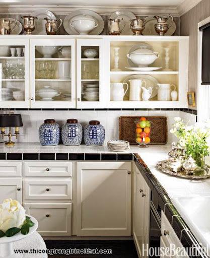 Những thiết kế thông minh cho nhà bếp nhỏ hẹp - <strong><em>Thiết kế nội thất</em></strong>-17