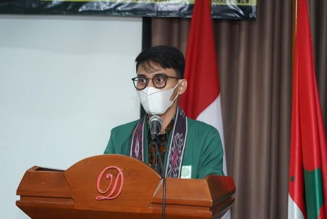 *Polemik Pegawai KPK yang tidak lolos TWK : DImas Prayoga - Korpus BEM Nusantara, Segera Laksanakan Putusan MK !*