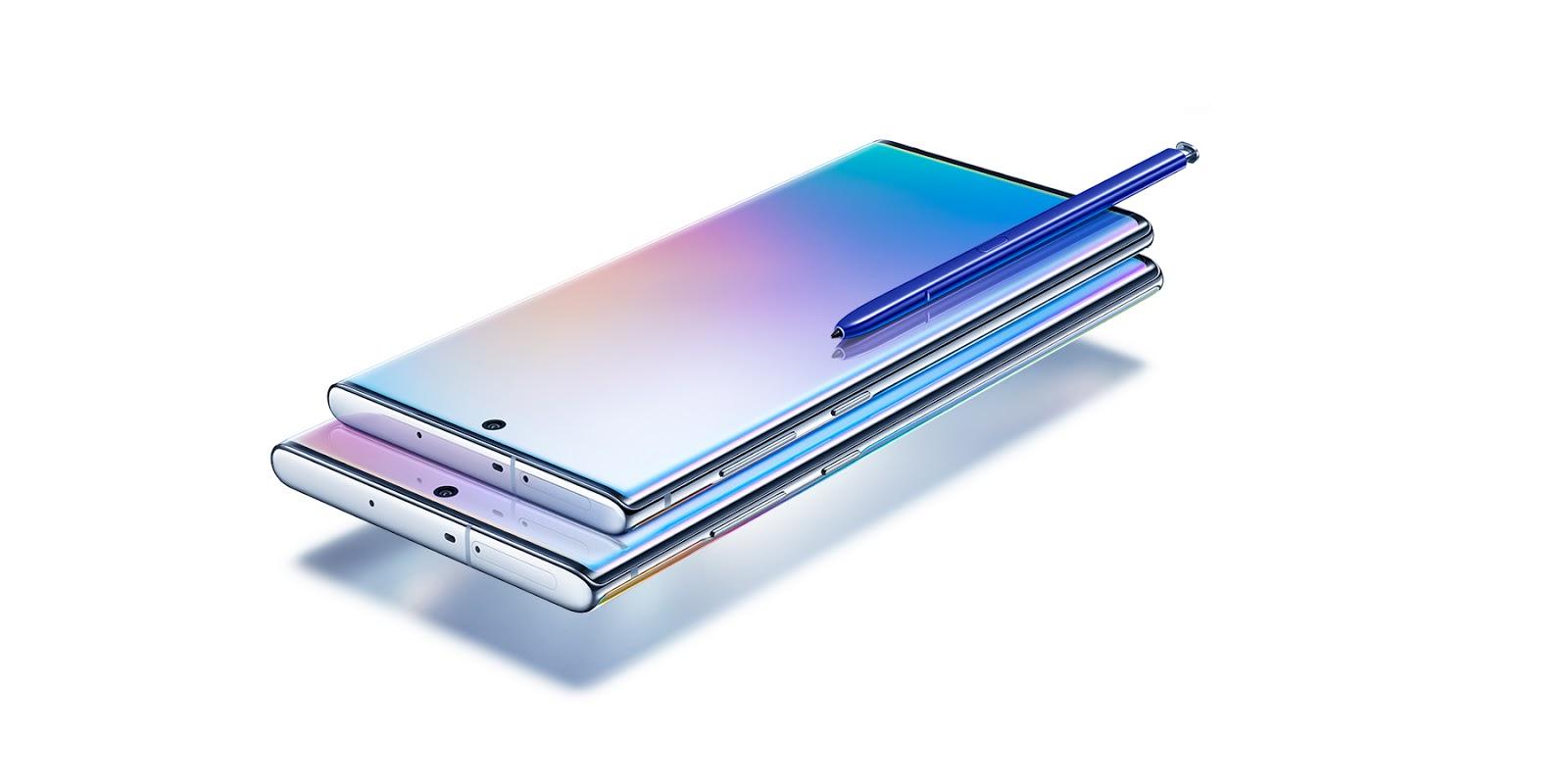 Samsung เปิดตัว Galaxy Note 10 สมาร์ทโฟนทรงพลัง  ทลายทุกขีดจำกัดเดิมๆ เพื่อตอบโจทย์กลุ่มคนทำงานรุ่นใหม่ หรือ New Work Tribe