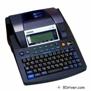 Download Brother PT-9600 printer driver, and the way to install your own personal Brother PT-9600 printer software work with your own computer