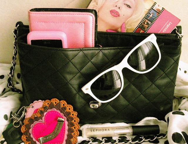 Oh, my bag!