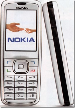 nokia 6276 hang saat start up