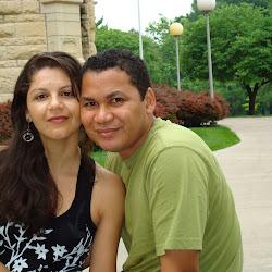 Daniel e Cleuma