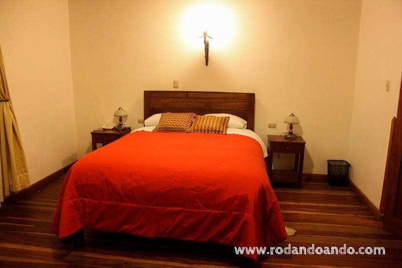Wilcamayu hotel
