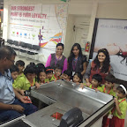 Field Trip to Supermarket by Sr.Kg Section (2015-16)