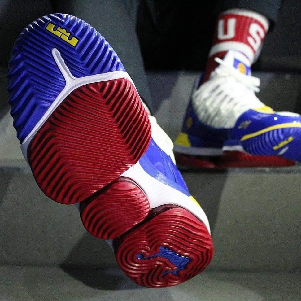 san francisco f27de ecdbc ... Nike Kicks Off LeBron Watch 2 With SuperBron LEBRON XVI ...