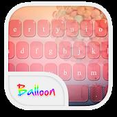 Emoji Keyboard-Balloon