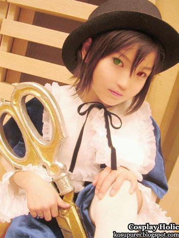 rozen maiden cosplay - souseiseki