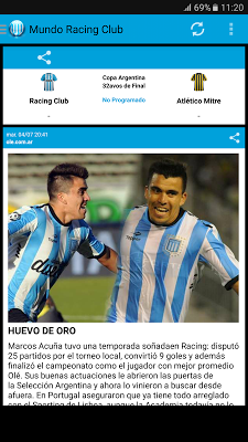 Mundo Racing Club - screenshot
