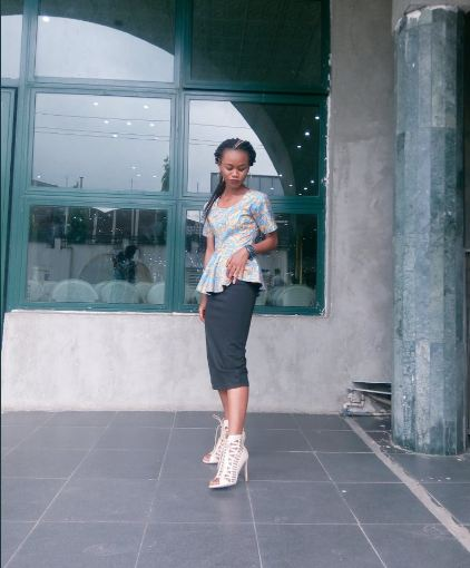 Nigerian Lady Who Was Told She Will Never Wear Shoes Again, Shares Her Testimony (Photos)