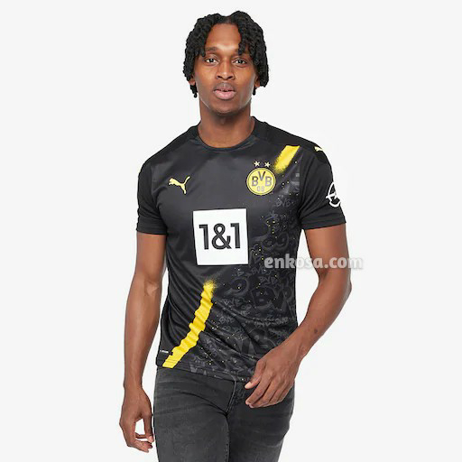 Jual Jersey Borrusia Dortmund Away Musim 2020-2021