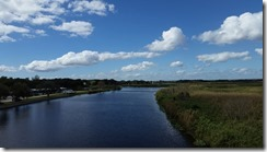 St Johns River from Bridge-1