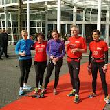 Training voor Rotterdam! Heemstede Leiden