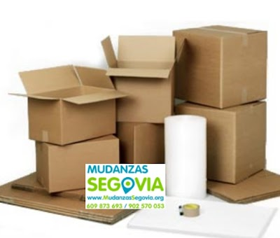 Mudanza Profesional en Segovia