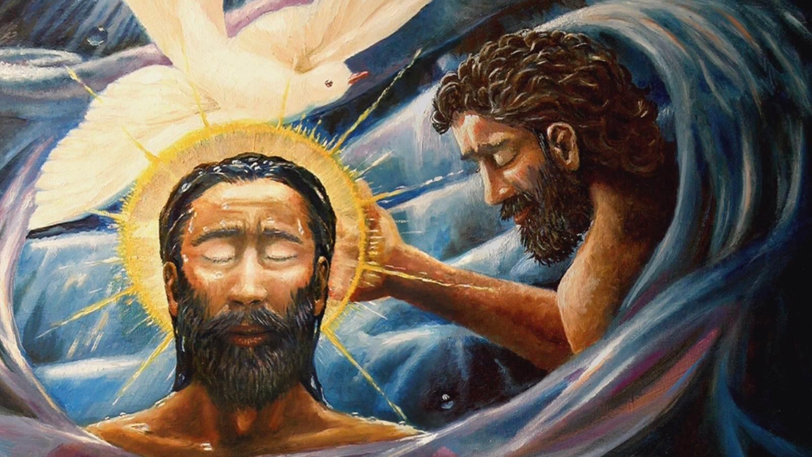 Con yêu dấu (12.01.2020 – Chúa Nhật - Chúa Giêsu chịu Phép Rửa)