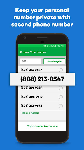 SmartLine Second Phone Number Apk 1