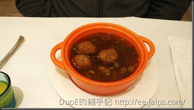 新竹西堤Tasty-牛肉丸清湯1