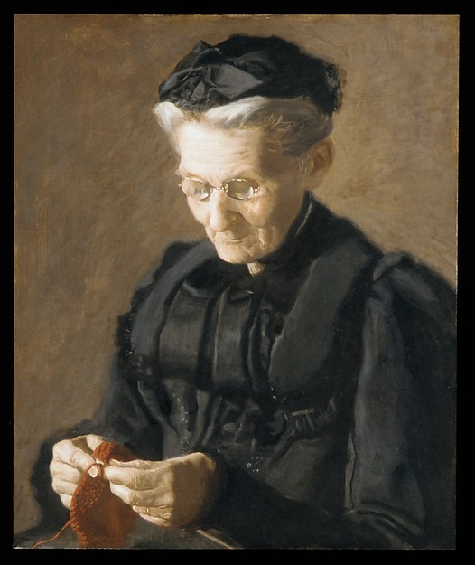 """Mrs. Mary Arthur"", de Thomas Eakins."