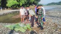 Dua Hari Hilang, Pemancing Ditemukan Tewas Dipinggir Sungai Pemali